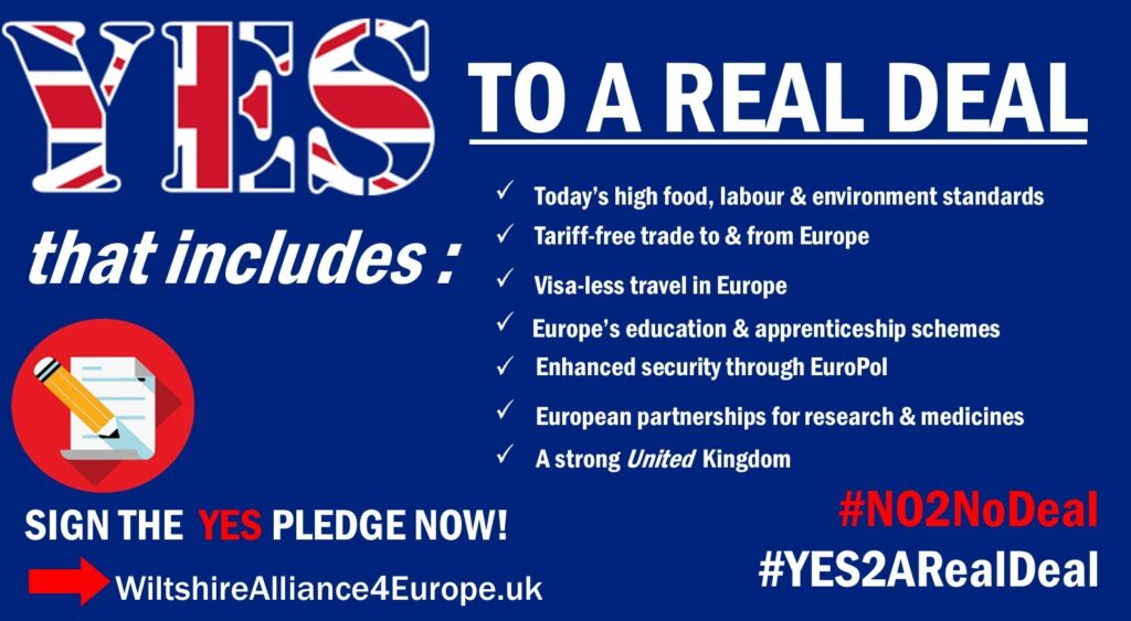 SIGN THE YES PLEDGE NOW! POSTER