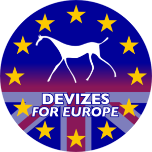 Devizes for Europe logo